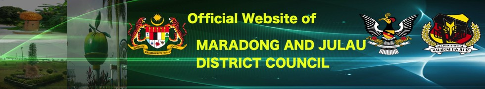 Welcome to Official Website of Maradong and Julau District Council